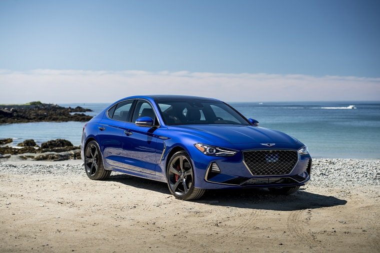 2019 Genesis G70 MotorTrend Car of the Year