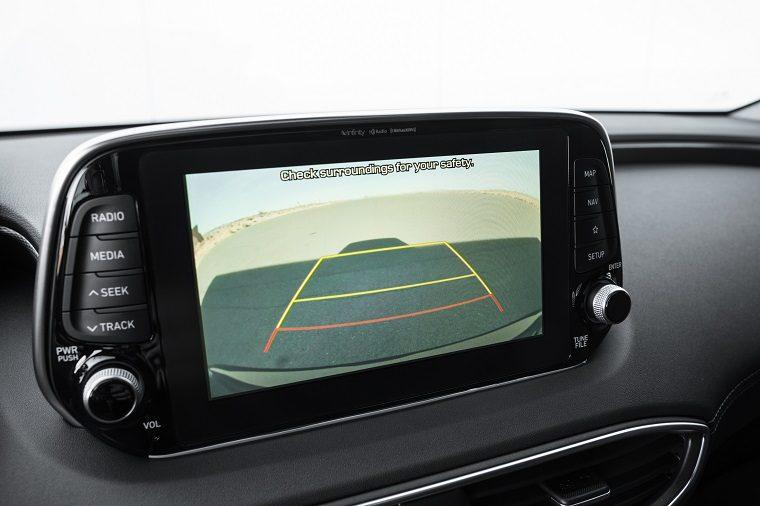 2019 Hyundai Santa Fe features and specs