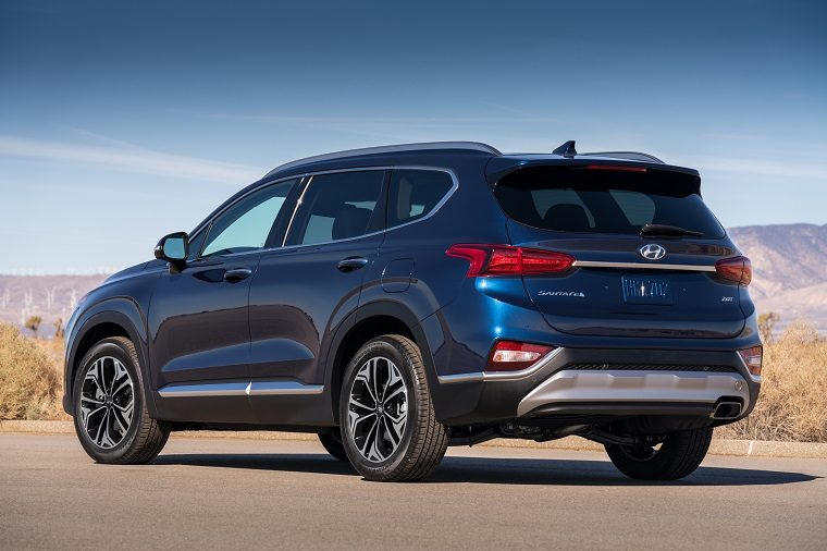 2019 Hyundai Santa Fe Overview The News Wheel