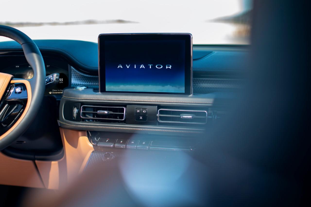 2020 Lincoln Aviator Black Label