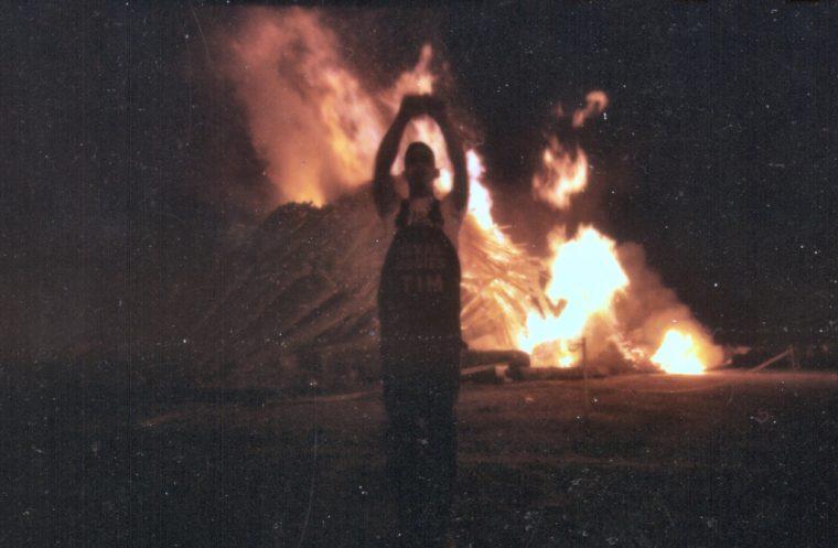 1991 bonfire texas a&m university college station