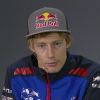 Brendon Hartley pre 2018 Mexican GP