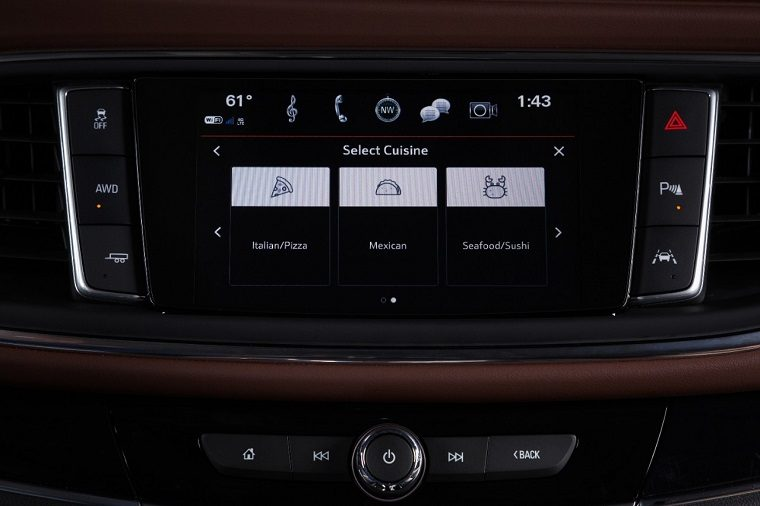 Buick Marketplace and Yelp Reservations