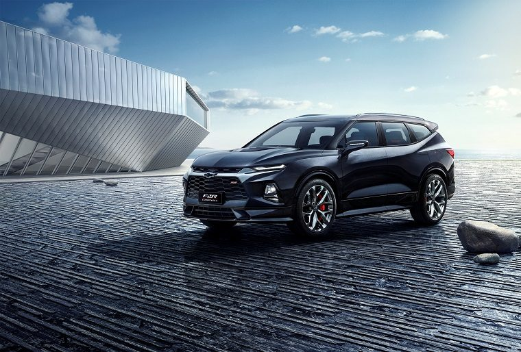 Chevy Unveils FNR-CarryAll Concept SUV in China - The News ...