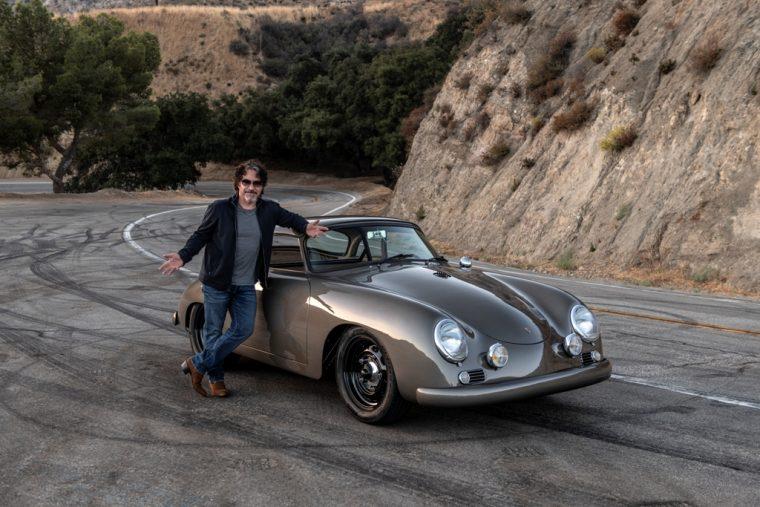 John Oates Emory Special 1960 Porsche 356 B 70th anniversary of Porsche musician