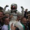 Lewis Hamilton Wins 2018 Brazilian GP