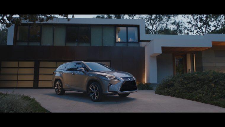 Lexus RX 350L TV Spot