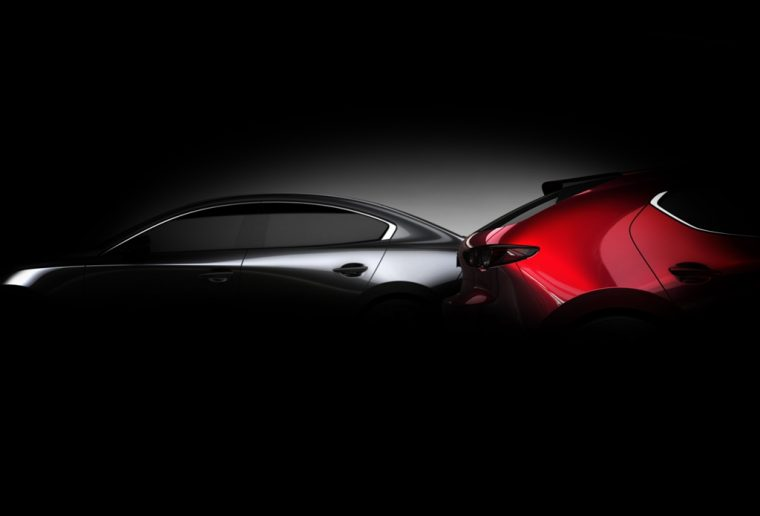 Mazda3 Sedan and Hatchback Preview for the 2018 LA Auto Show