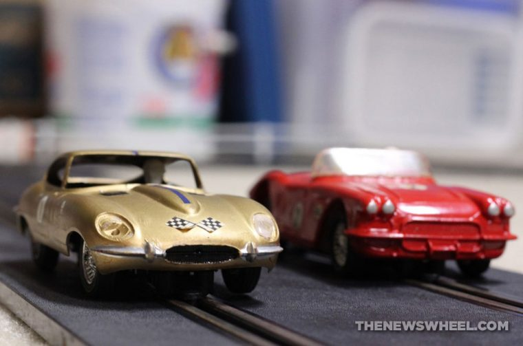 An Appreciation of Slot Car Racing: Plastic Tracks & Mini