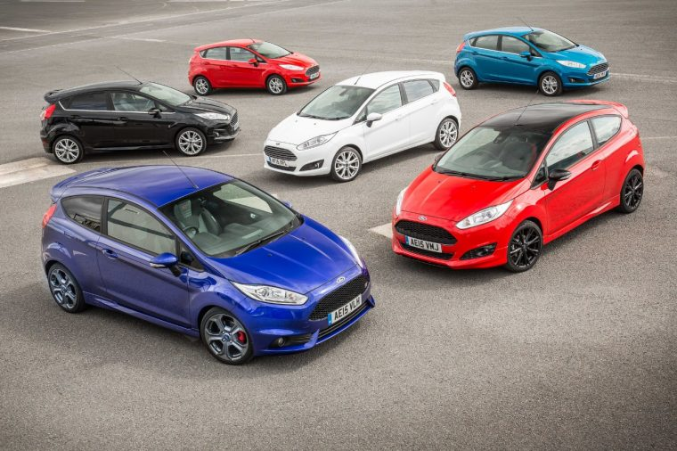 The previous generation Fiesta continues to win awards | Ford Fiesta Wins Three Car of the Year Awards