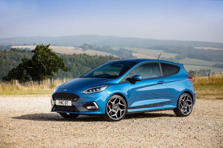 Top Gear magazine and Parkers name Fiesta ST car of the year