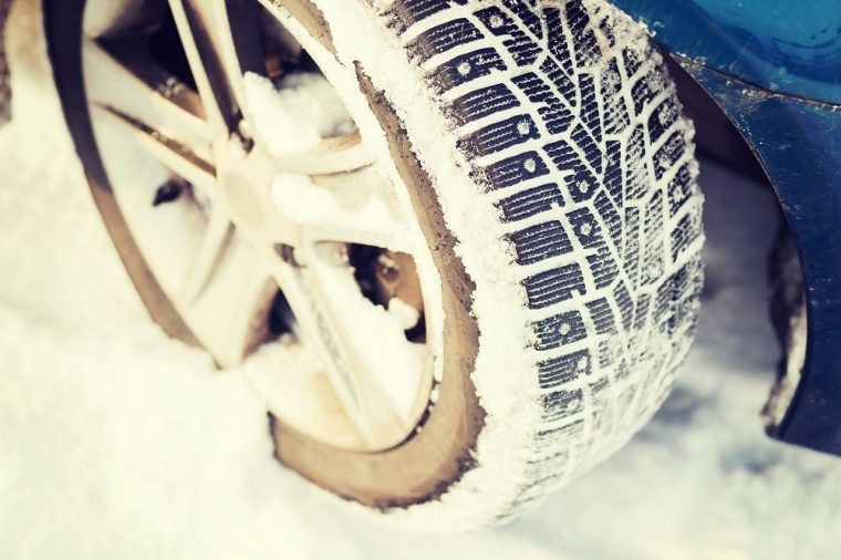 winter car maintenance tips driving snow ice weather tires