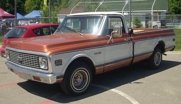 Chevrolet C-K Cheyenne