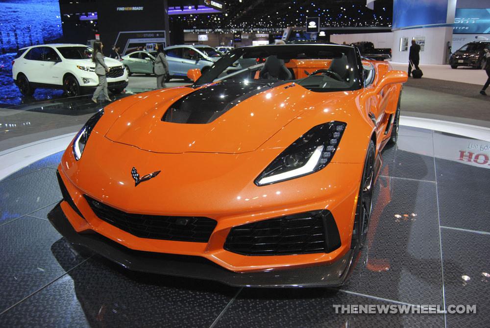 2019 Looks Good for the Chevy Corvette ZR1 - The News Wheel