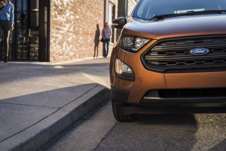 2019 Ford EcoSport EcoSpot