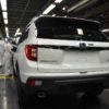 2019 Honda Passport Production Underway in Alabama