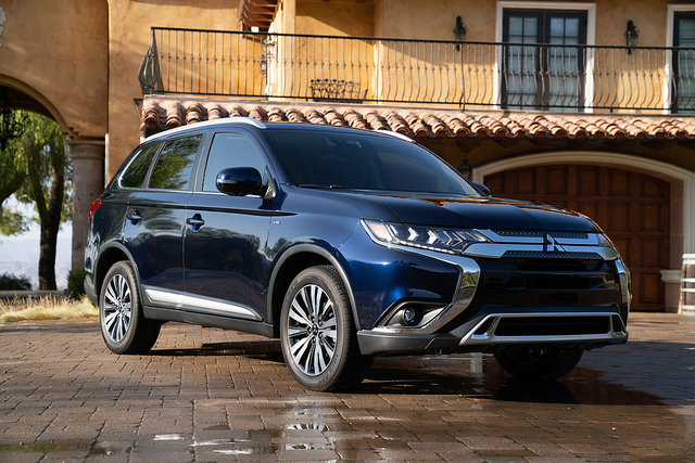 Rumors About The Upcoming 2021 Mitsubishi Outlander The