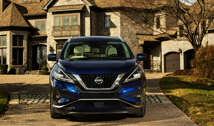 2019 Nissan Murano Ranks On Us News List Of Best Cars For The Money