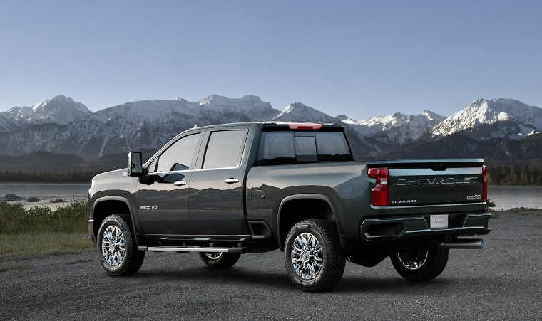 2020 Chevrolet Silverado HD Will Feature 5 Trim Levels ...