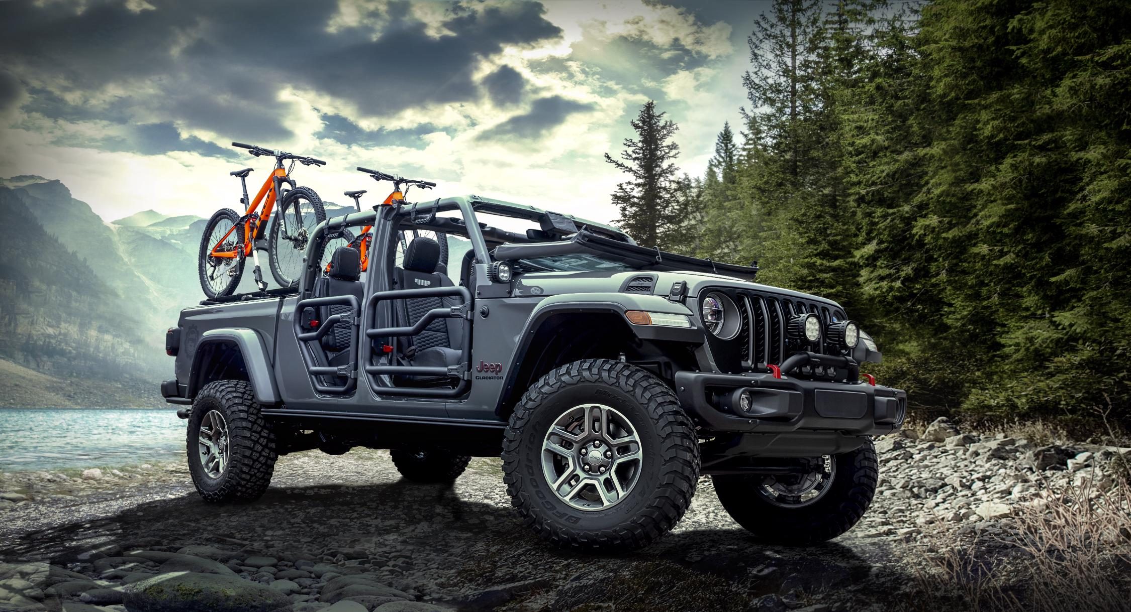 2020 Jeep Gladiator Rubicon Modified
