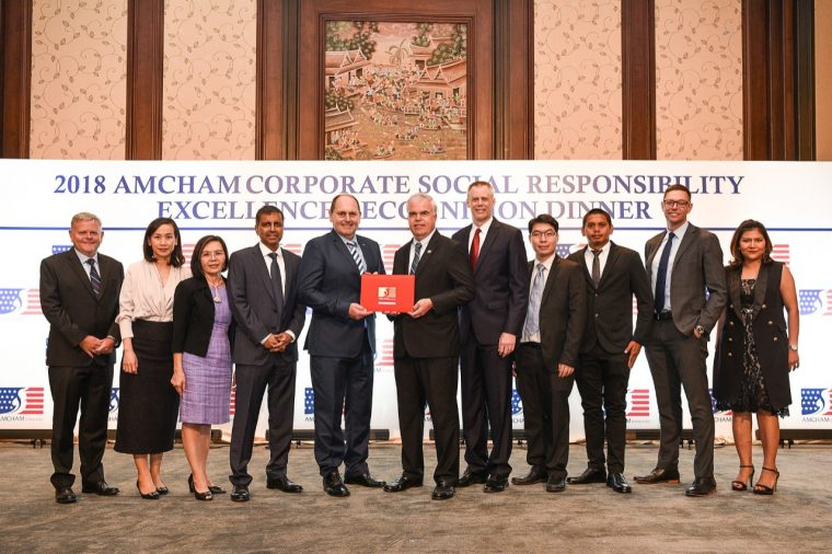 GM Thailand ACE Recognition Gold Award