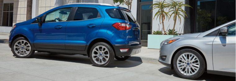 Ford EcoSport EcoSpots