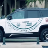 Giath Police SUV