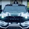 Giath Police Car Grille