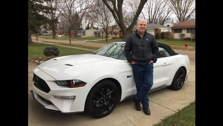 Jesse Foster wins Kona Blue Ford Mustang Bullitt