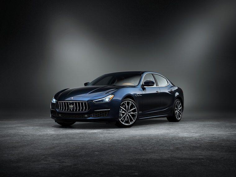 Maserati Ghibli Edizione Nobile Exterior