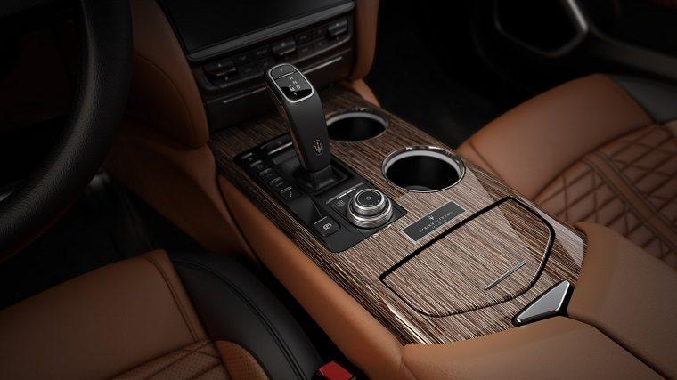 Maserati Quattroporte Edizione Nobile Interior
