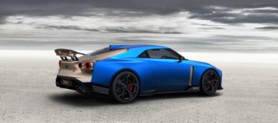 Nissan GT-R500 by Italdesign