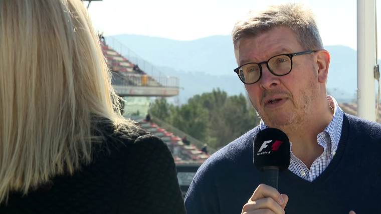 Ross Brawn interviewed