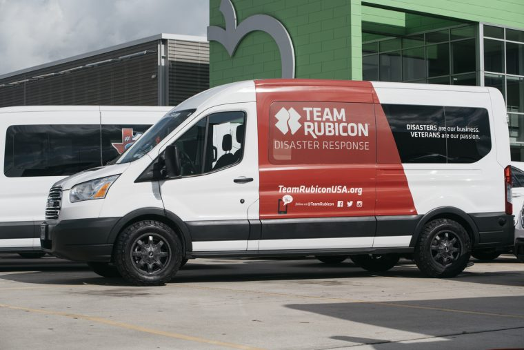 Ford Disaster Relief Mobility Challenge awarded grants to nonprofits for customizing Transit van for community needs