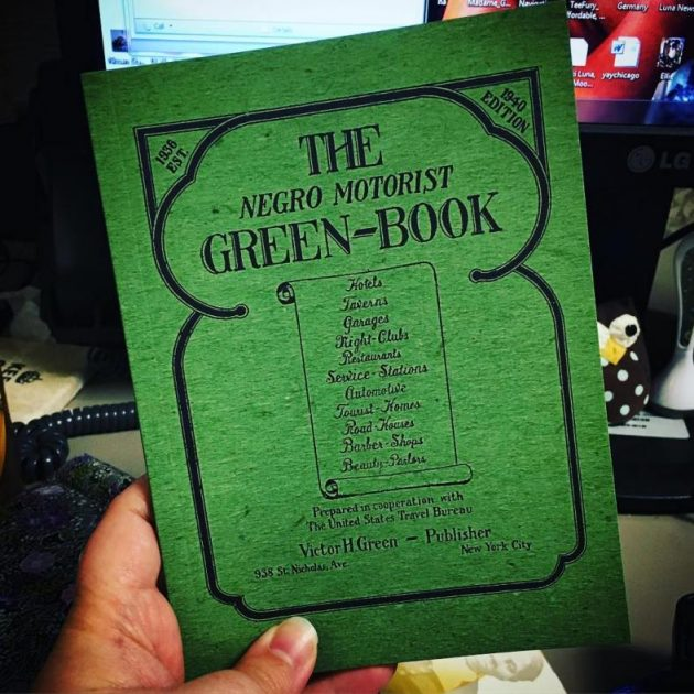 The Negro-Motorist Green Book