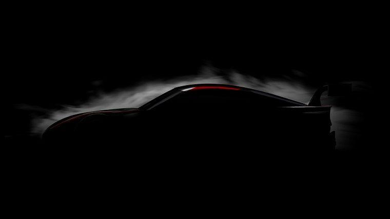 Toyota Supra GT Teaser