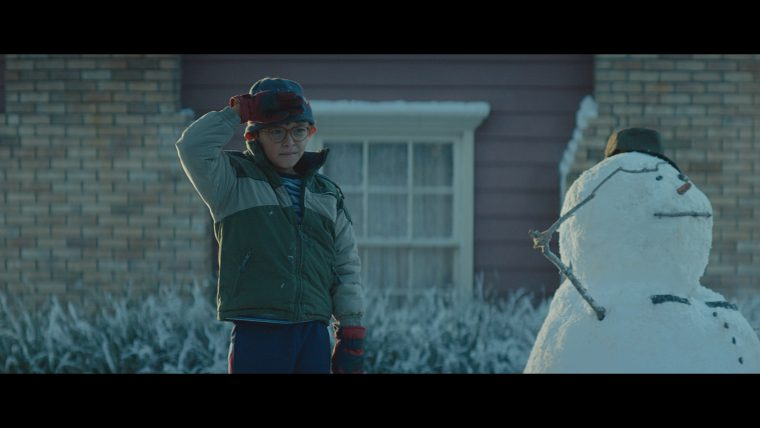 Toyota Toyotathon Home for the Holidays Saluting Snowmen Commercial