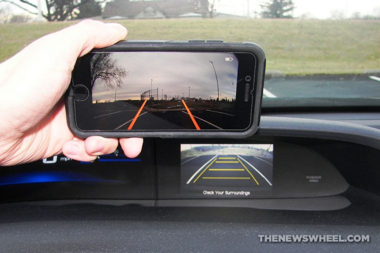 Zus Wireless smart backup camera review remote phone car accessory comparison