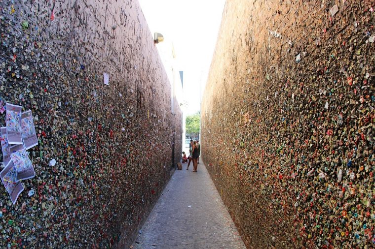 bubblegum alley san luis obispo california
