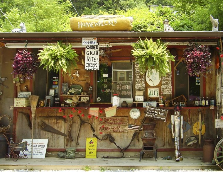 hillbilly hotdogs west virginia