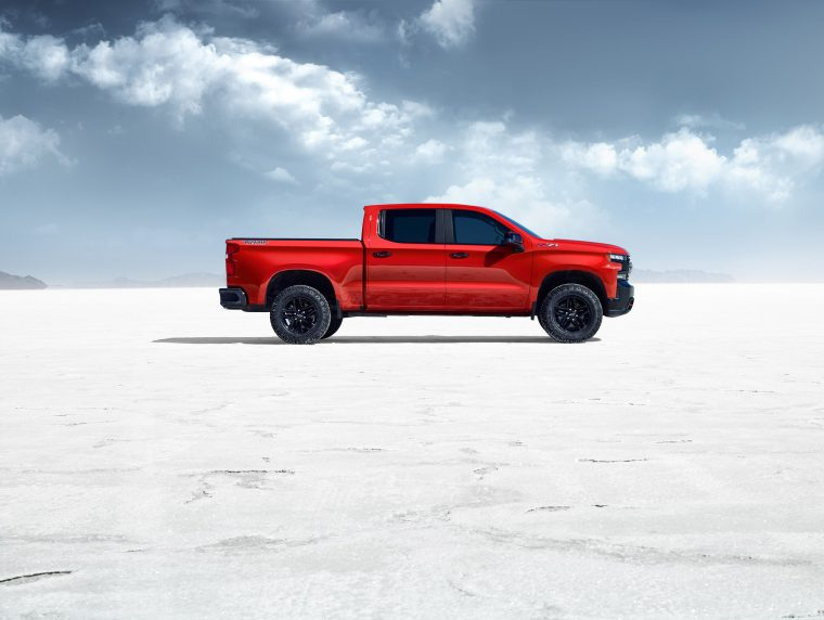 The Chevy Silverado 1500 Ventures To The Land Down Under The