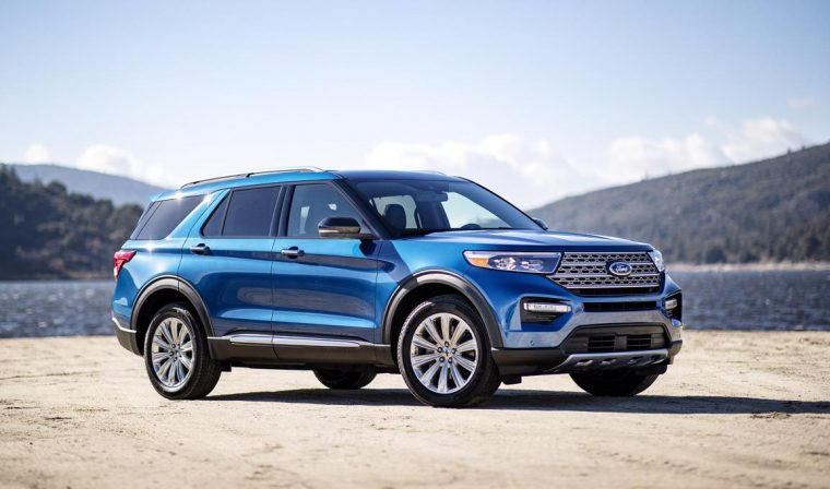 2020 Ford Explorer Limited Hybrid Fuel Economy