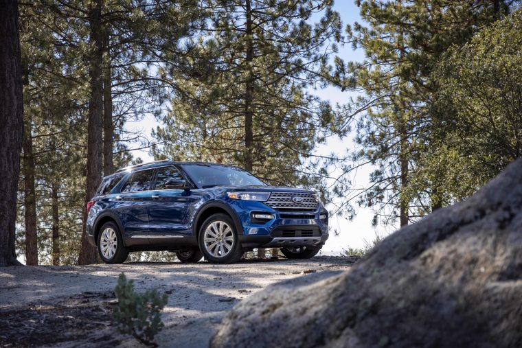 2020 Ford Explorer Limited | 2020 NACTOY Semifinals