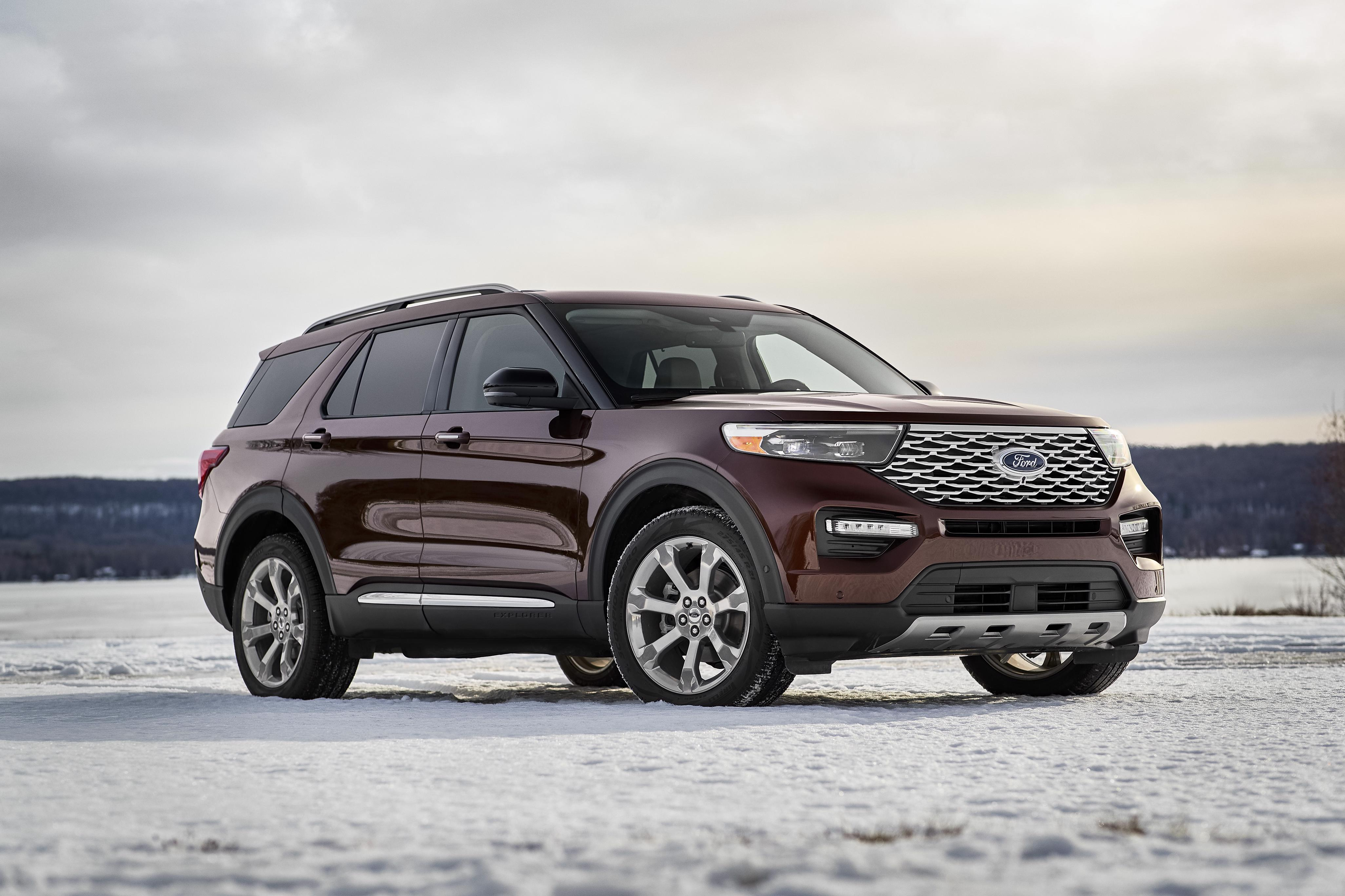 2020 Ford Explorer Priced From 33 860 Explorer St Gets