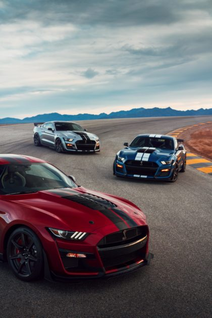 [Photos] The 2020 Mustang Shelby GT500 is Just So Bonkers, Y'all - The News Wheel