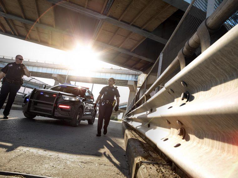 All-New 2020 Ford Police Interceptor Utility