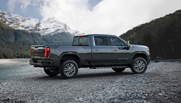 Gm Gives Details On New V8 Engine For 2020 Sierra Hd Silverado Hd
