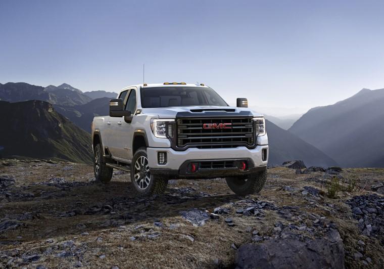 GM Gives Details on New V8 Engine for 2020 Sierra HD ...