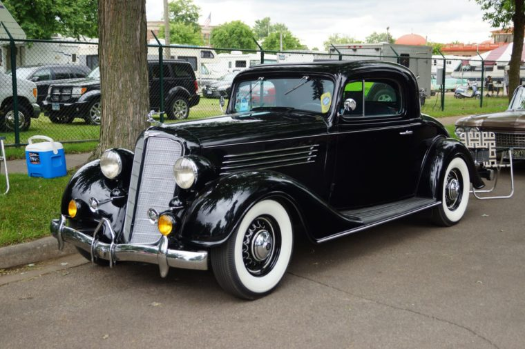 1934 Buick Model 40
