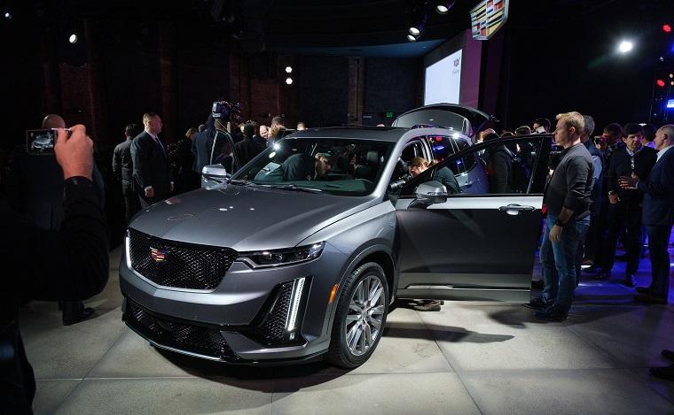 [PHOTOS] 2020 Cadillac XT6 Makes Its Global Debut - The ...